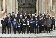 Gli agenti di Polizia locale lombardi che si sono particolarmente distinti per meriti