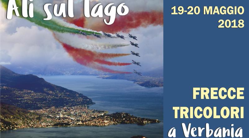 Frecce Ticolori sul Lago Maggiore