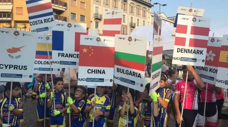 Varese ancora città mondiale del ciclismo