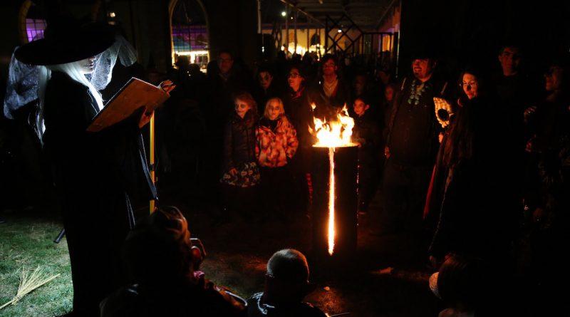 Capodanno celtico: la tradizione si rinnova a Busto Arsizio