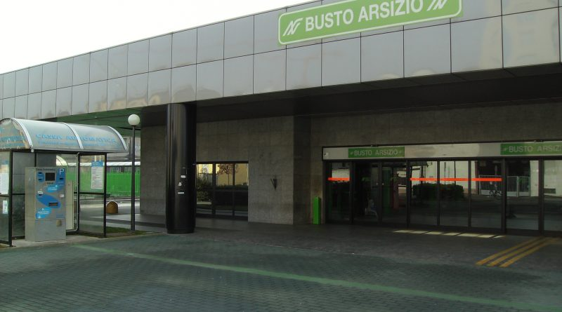 Nuovo look per la Stazione Nord di Busto Arsizio