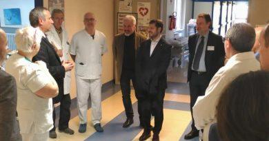 Ospedali di Cittiglio e Luino verso nuove assunzioni, investimenti e interventi