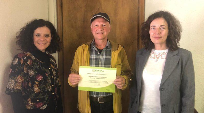 Cavaglio-Spoccia leader provinciale di solidarità
