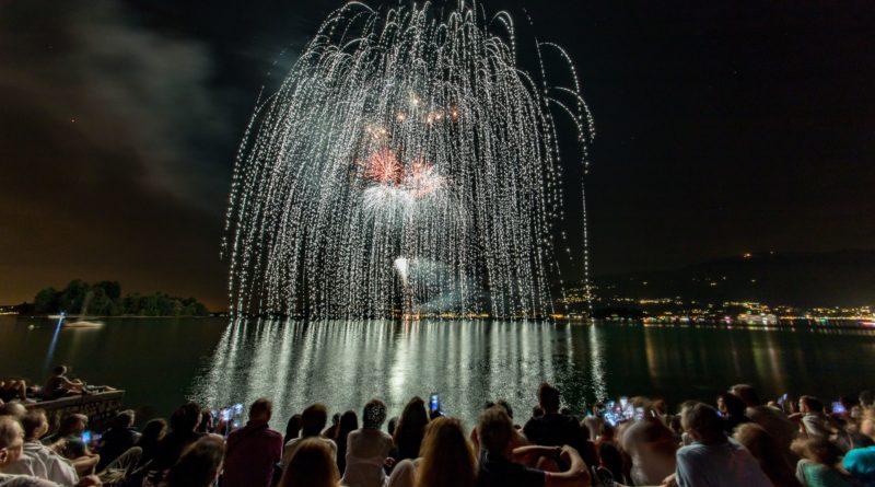 Un'estate esplosiva con il Festival di Fuochi d'Artificio