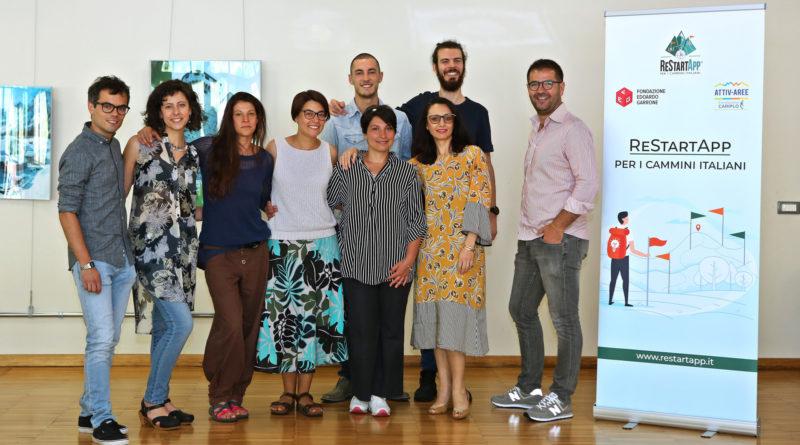 A Premia ReStartApp per i cammini italiani