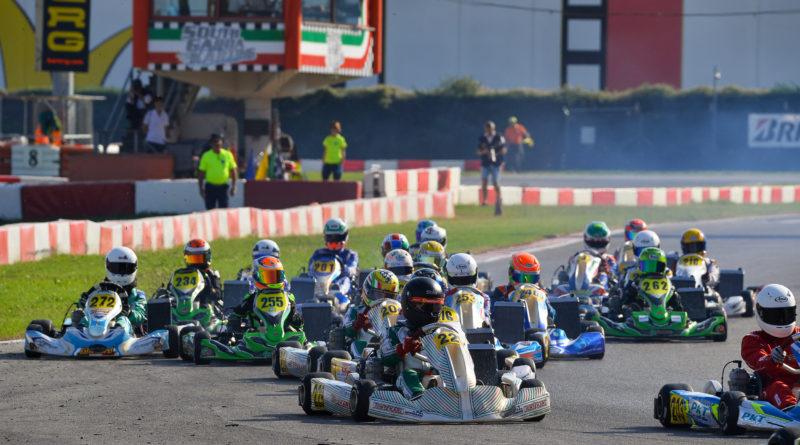Marco Ravera, da Invorio al Campionato italiano kart