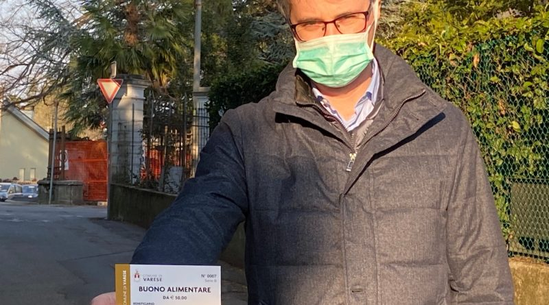 Varese: arrivano i Buoni Spesaanticrisi