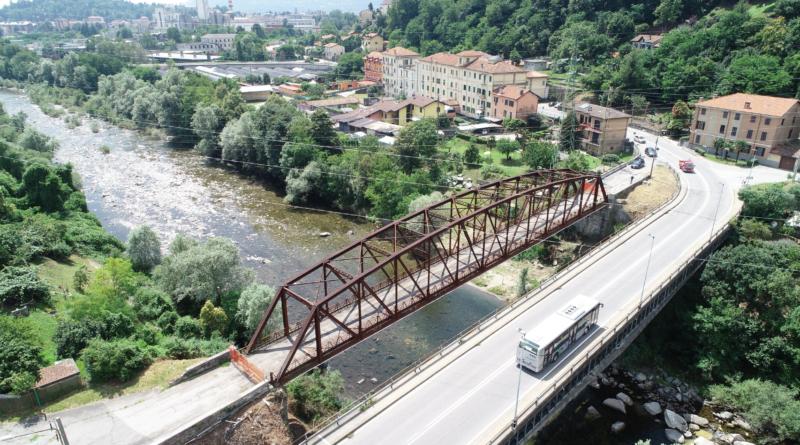 Ancora sotto la lente il Ponte in ferro del Plusc
