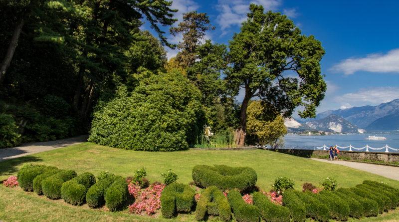 Villa e Parco Pallavicino proprietà al 100%del Principe Borromeo