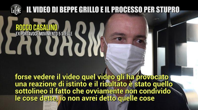 A Le Iene Rocco Casalino e il caso  Grillo