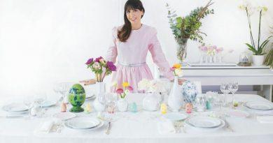 A Pasqua tutti a tavola con stile