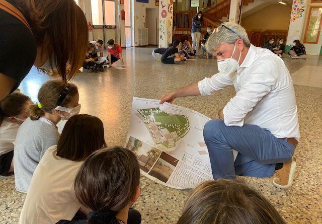 Voce ad alunni e insegnanti per il nuovo Polo Scolastico di San Fermo